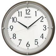 SEIKO セイコー 掛け時計 自動点灯 電波 アナログ 夜でも見える KX203B