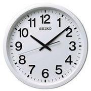 SEIKO セイコー 掛け時計 衛星電波 アナログ 白 GP202W