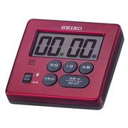 SEIKO セイコー タイマー (赤メタリック塗装) MT717R