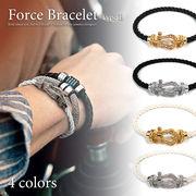 NEWファッションブレスレット/Force Bracelet typeE 留具磁石type