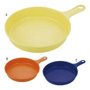 (キッチン)(鍋・フライパン)ラケッタ IH対応アルミスキレット18cm RA-908