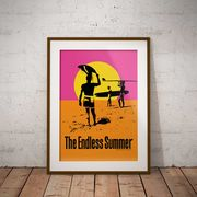【ブルース・ブラウンフィルム】A3ポスター・The Endless Summer (エンドレスサマー)・スタンダード