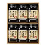 (食品)(のり・佃煮)かき醤油味付のり6本入り 360935