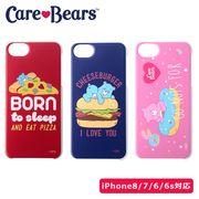 【Care Bears 】iPhoneケース [iPhone8/7/6/6s対応](ファストフード) ポリカーボネート ケース