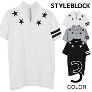 イタリアン衿ワイヤー半袖シャツ/sb-275700