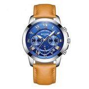 送料無料 bz メンズ クロノグラフ カレンダー腕時計 b-22