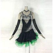 社交ダンスドレス/ モダンドレス ラテンドレス 競技ドレス 198