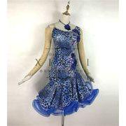 社交ダンスドレス/ モダンドレス ラテンドレス 競技ドレス 199