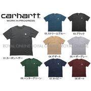 S) 【カーハート】 RN14806 K84 Tシャツ ワークウェア ポケット ショート スリーブ 全8色 メンズ
