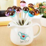 ☆人気文具◆◆記念品◆可愛いデザインボールペン!!★創意★可愛いペン