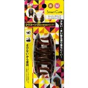 HC3315 SC スーパーグリップバンスクリップM(茶) 【 貝印 】 【 ブラシ 】