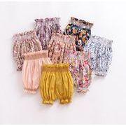 大人気 子供 カジュアル系 春夏 ベビーパンツ ファッション 女の子 8色