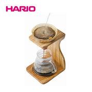 「公式」V60オリーブウッドスタンドセット VSS-1206-OV_HARIO(ハリオ)