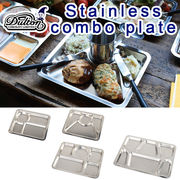 ■DULTON(ダルトン)■ STAINLESS COMBO PLATE