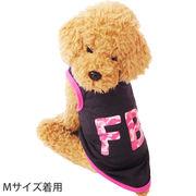 FBI迷彩プリント タンクトップ 犬服 犬 服 犬の服 ドッグウェア 洋服