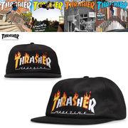 THRASHER FLAME MAG SNAPBACK  16702