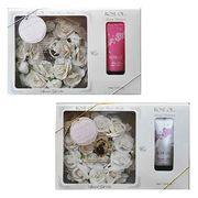 Rose of... ローズオブ ソラフラワーリース&ハンドクリーム セット Solaflower Wreath HC Gift Set