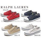 【ポロ ラルフローレン】 RF100783 ROWENN スニーカー 靴 シューズ 全4色 レディース ジュニア