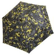 サンマルコプロケッズ迷彩柄ミニ傘 ブラック 55cm