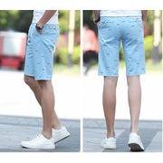 メンズパンツ スウェット ハーフパンツ ショートパンツ メンズ おしゃれスウェット 短パンツ 膝上