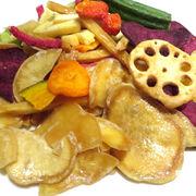 【4サイズから選べる】10種類の野菜チップス