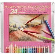 ホルベイン 色鉛筆 24色 セット OP920
