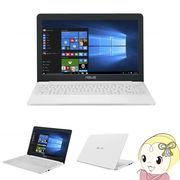 E203MA-4000W ASUS 11.6型ノートパソコン E203MA パールホワイト