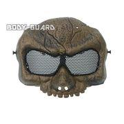 サバイバルドクロマスク ハーフタイプ ブロンズ