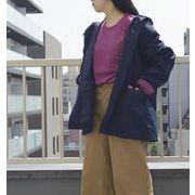 【2018秋冬新作】OLD ALPINE CLOTHビックポケットフードジャケット