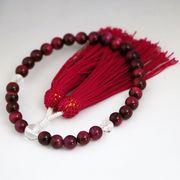 いざという時の必需品・ローズタイガーアイの数珠 女性用