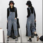 【大きいサイズL-4XL】【秋冬新作】ファッション/人気ツナギ