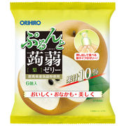 ぷるんと蒟蒻ゼリーパウチ 梨