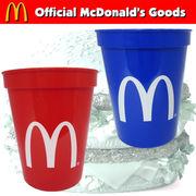 McDonald's  CUP【マクドナルド プラスティック カップ】