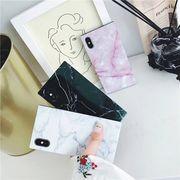 iPhone8 iPhoneXS Max XR iPhoneケース スマホ カバー 大理石