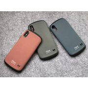 iphone保護ケース スマホケース iphoneXSケース5色入
