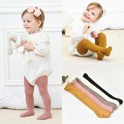 子供パンツ 秋新作 キッズ レギンス 女の子 ボトムス ストッキング 5色 6ヶ月-8歳