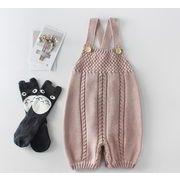新品★ロンパース 赤ちゃん服★ベビーちゃん オーバーオール★セーター連体服