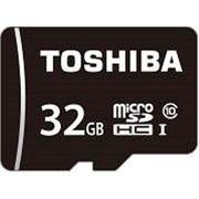 東芝 マイクロSDHCカード32GBクラス10 MSDAR40N32G