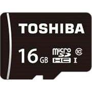 東芝 マイクロSDHCカード16GBクラス10 MSDAR40N16G