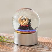【Snow Globe】スノードーム 兜(かぶと)