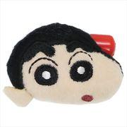 【ピンバッジ】クレヨンしんちゃん/ぬいぐるみバッジ/しんのすけ