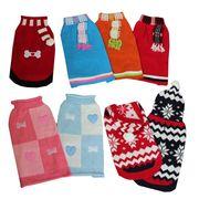 あったか☆選べる犬用セーター2 (S-XLサイズ) 犬の服 HUGGY BUDDY'S(ハギーバディーズ)