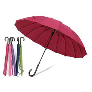 [60cm]傘 婦人傘 ジャンプ傘 晴雨兼用 雨に濡れると桜が浮き出る柄 傘袋付き 16本骨