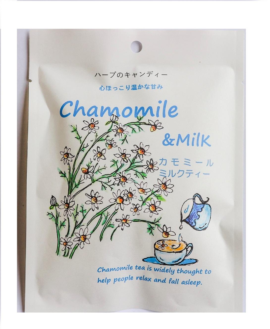 オリジナルハーブキャンディー 各種(カモミールミルクなど)