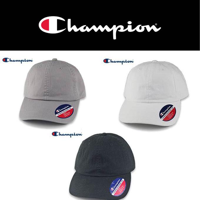 d95d5303a7153 Champion Washed Twill Dad Cap CS4000 16876 ファッション雑貨 有限会社 ...
