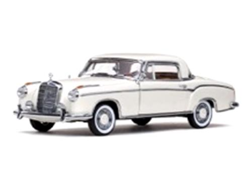 VITESSE/ビテス メルセデス・ベンツ 220 SE クーペ 1958  アイボリー