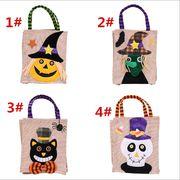 ハロウィンの装飾用品 カボチャのおばあちゃんのプレゼント 子どものパーティーにアークの袋を装う