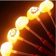 ハロウィンのフラッシュ パーティーの応援道具 メイクパーティー用品 フラッシュ・おもちゃ ウリの閃光棒