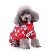 ペット服 犬服 猫服 クリスマス 雪人 ペット用品 ネコ雑貨