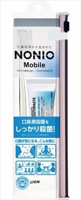 NONIO Mobile(ノニオモバイル) 【 ライオン 】 【 歯磨き 】